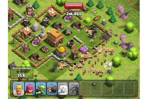 Clash of Clans: Lead your clan to victory on iOS - AOL Games