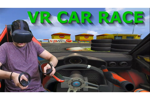 Mini Motor Racing X Oculus Quest VR Racing Game - YouTube