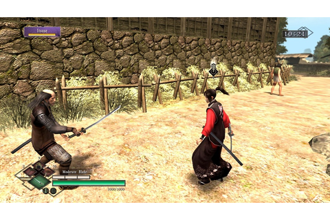 Way of the Samurai 3 PC Review | GameWatcher