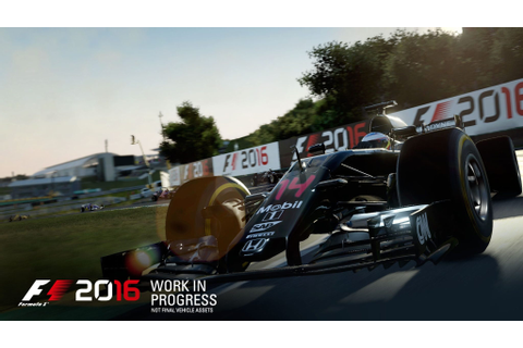 F1 2016 Announced For PC And Consoles, Launches This Summer