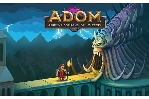 ADOM (Ancient Domains Of Mystery) Free Download (v3.3.1 ...