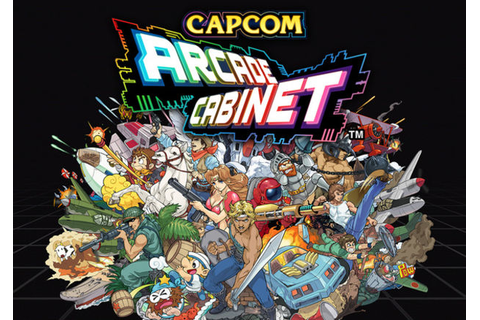 Review: Capcom Arcade Cabinet