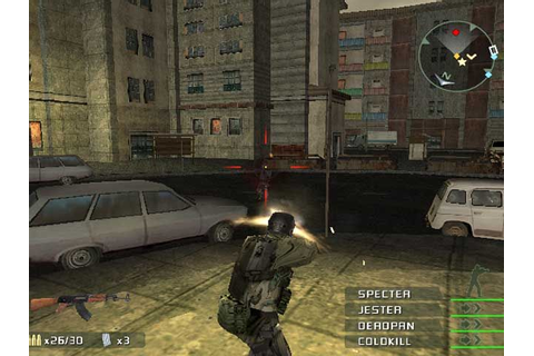 SOCOM 3 - U.S. Navy SEALs (USA) ISO