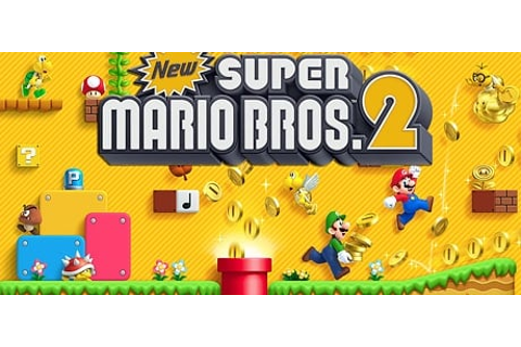 Buy New Super Mario Bros. 2 - Nintendo 3DS Nintendo 3DS ...