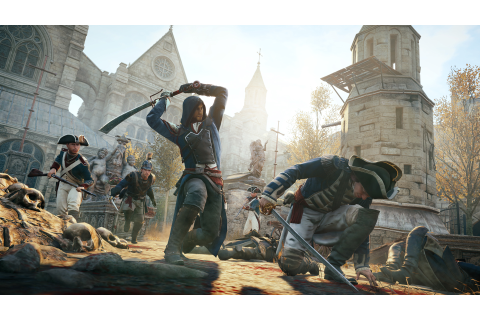 'Assassin's Creed: Unity' review: bigger doesn't mean ...