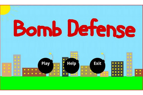 Bomb Defense » Android Games 365 - Free Android Games Download
