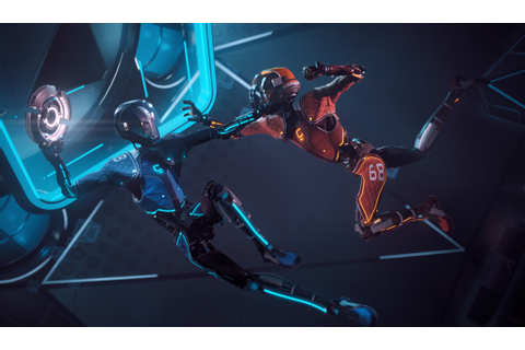Echo Arena Game Review - A New Era for E-Sports