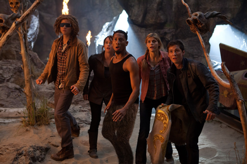 Critique : Percy Jackson 2 - La Mer des monstres | Faceless