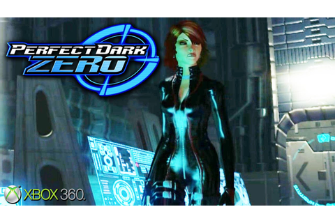 Perfect Dark Zero - Gameplay Xbox 360 (Release Date 2005 ...
