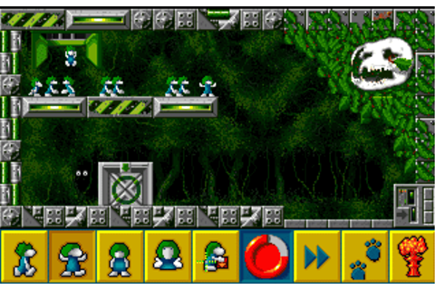 Lemmings 3: All New World of Lemmings (Amiga) download
