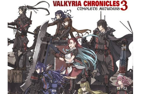 Valkyria Chronicles III Season 2 Intro(HD,720P) - YouTube