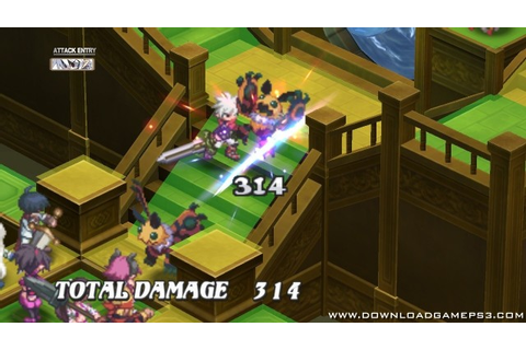 Disgaea 3 Absence of Justice [+ DLC] - Download game PS3 ...