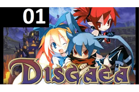 Disgaea: Hour of Darkness (PS2) - Video Game Walkthrough ...