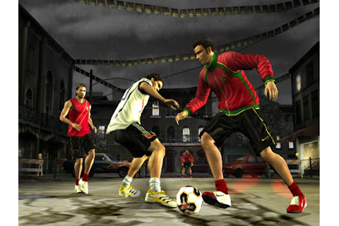 Fifa Street 2 Game Full Version Free Download - Latest ...