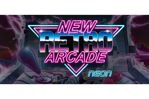 Save 15% on New Retro Arcade: Neon on Steam