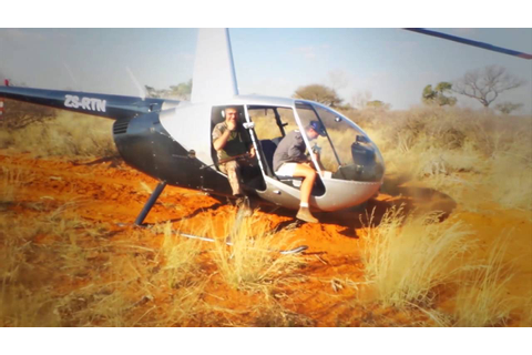 Hadi Kaii - Chopper Hunt in Limpopo - YouTube
