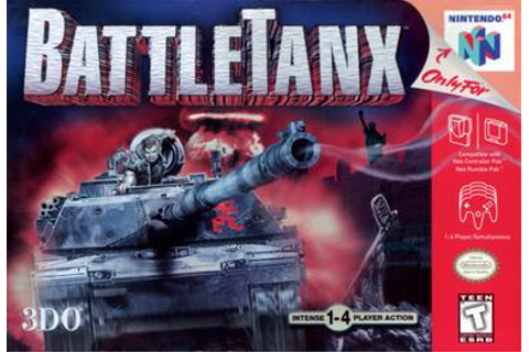 BattleTanx - Wikipedia