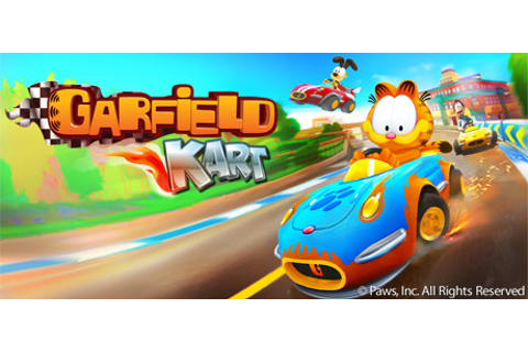 Save 70% on Garfield Kart on Steam
