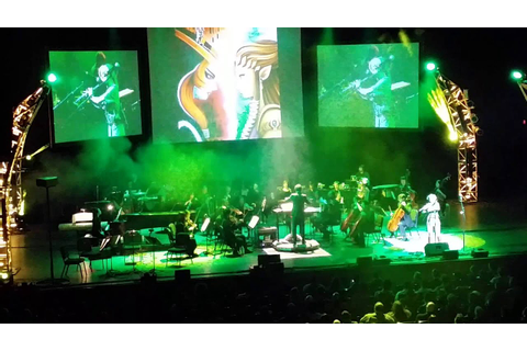 Video games live 2016 Zelda - YouTube
