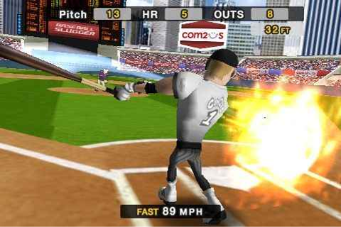 Trappers Liver: Home Run Battle 3D Android