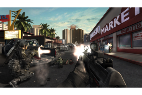 Tom Clancys Rainbow Six Vegas Free Download - Ocean Of Games