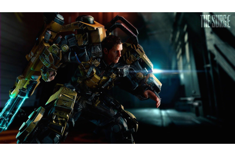 The Surge Gameplay Showcase - IGN Live: E3 2016 - YouTube