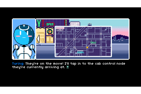 2064: Read Only Memories Game | PS4 - PlayStation