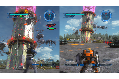 Earth Defense Force 5 review | Rock Paper Shotgun