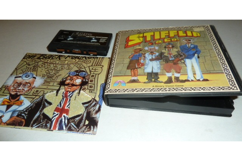 CPCRULEZ > AMSTRAD CPC > GAMESLIST > STIFFLIP AND CO (c ...