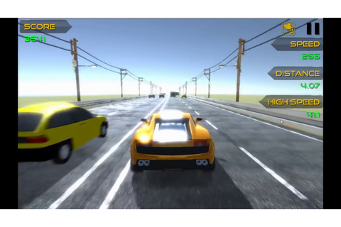 Unity Asset Store Pack - Highway Racer Full Racing Game ...