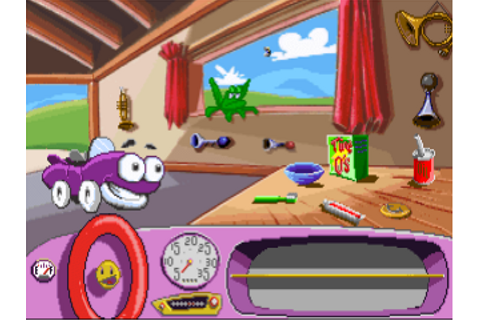Download Putt-Putt Joins the Parade | DOS Games Archive