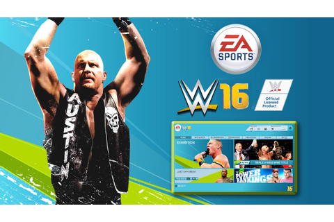 WWE 2K16 - What if EA Sports Made WWE Games (WWE FIFA ...