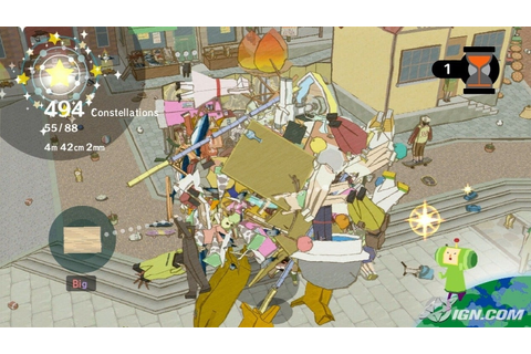 Katamari Forever Screenshots, Pictures, Wallpapers ...