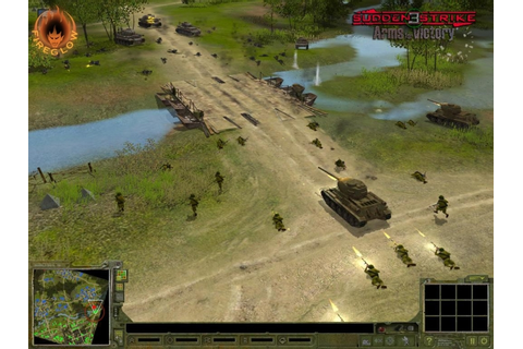 Sudden Strike 3: Arms For Victory - Full Version Games ...