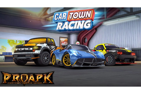 Car Town Racing Gameplay Android / iOS (by Glu Games ...