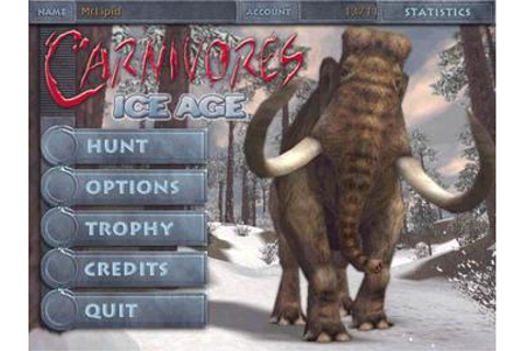 Download Carnivores Ice Age, trial Carnivores Ice Age ...