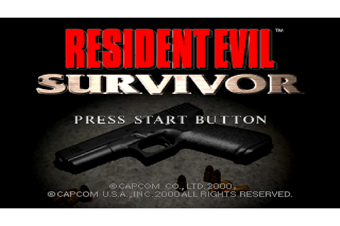Resident Evil: Survivor Download Game | GameFabrique