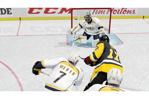 NHL 18 review: Games of Threes, let them be