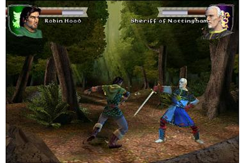 Screens: Robin Hood: Defender of the Crown - PS2 (2 of 5)