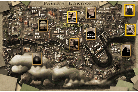 The Good the Bad and the Insulting: Fallen London (Browser ...