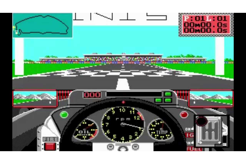 F1 Games History 1987-2013 - YouTube