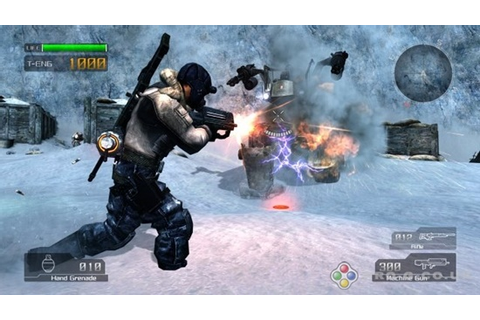 Lost Planet Extreme Condition Game - Free Download Full ...