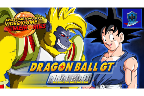 Dragon Ball GT Final Bout Review (PSX) - Awesome Video ...