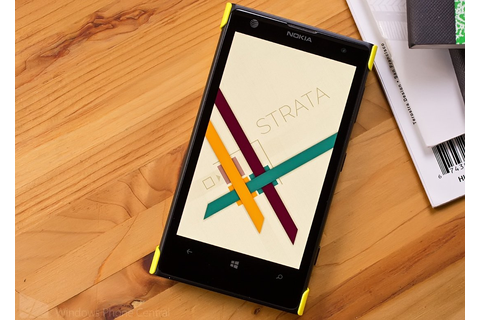 Strata, a mind bending puzzle game for Windows Phone 8 ...