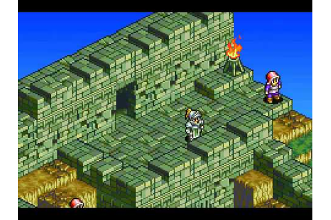 Game Boy Advance Longplay [061] Tactics Ogre The Knight of ...