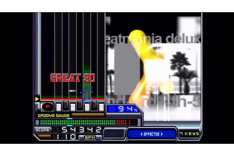 Beatmania IIDX 5th Style - Time is money - YouTube