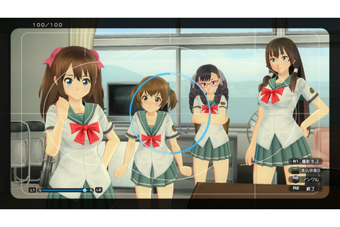 Natsuiro High School: Seishun Hakusho on PS3 | Official ...