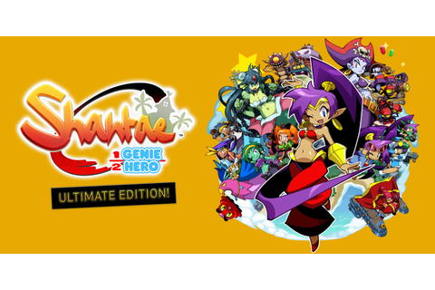 Shantae: Half-Genie Hero Ultimate Edition Review (Switch)