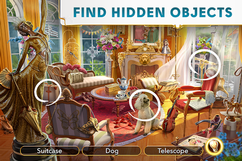 Download June's Journey - Hidden Object for PC