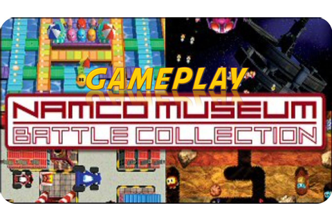Namco Museum Battle Collection - PSP - Gameplay / Review ...